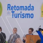 Governo federal lança a Retomada do Turismo